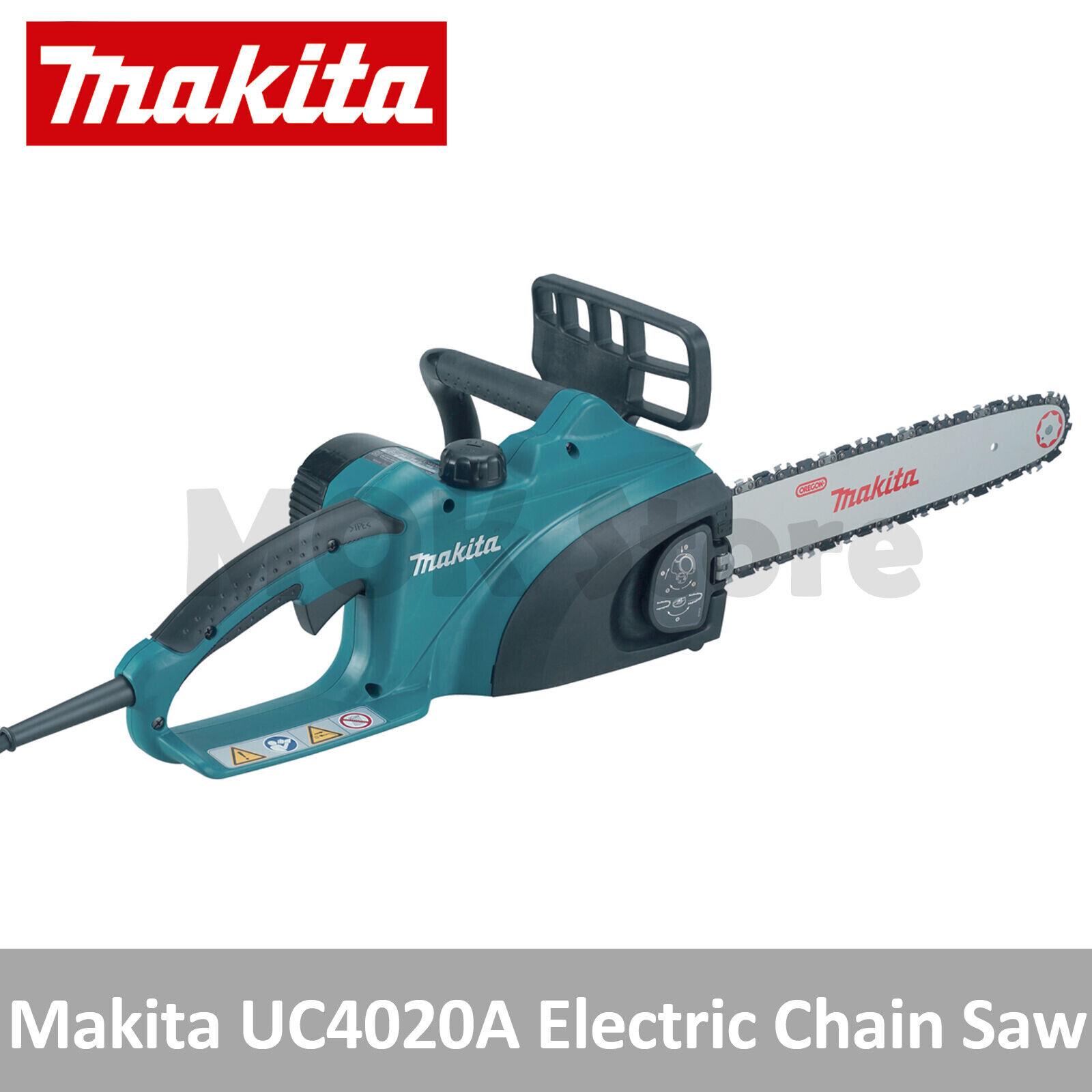 uc4020a electric chain saw w