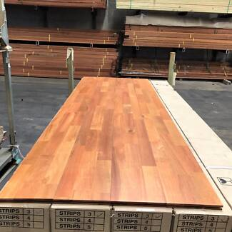 Spotted Gum Flooring FJ $45/sqm