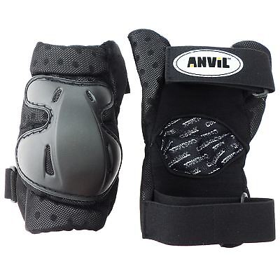 ANVIL KNEE PADS SAFETY GEAR GUARD SKI BMX SKATE BIKEWRAP SKATEBOARD PROTECTION
