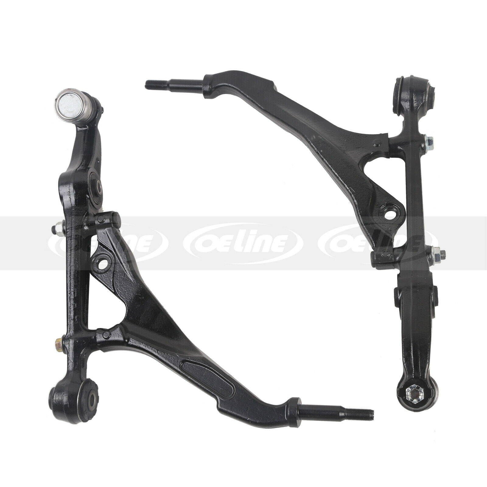 Fit 94-01 Acura Integra Front Upper Lower Control Arm
