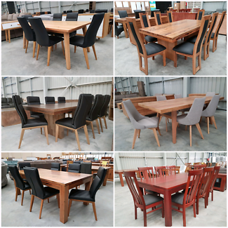 New Range Of Dining Table And Chairs