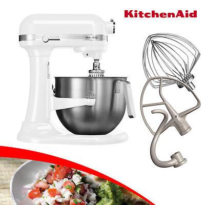 Kitchen Aid 5KSM7591XEWH KitchenAid 6,9 L HEAVY DUTY Küchenmaschine weiß
