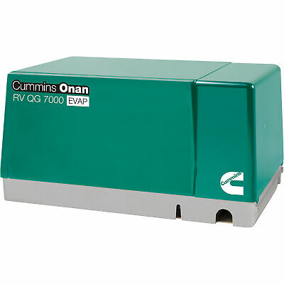 Cummins 7hgjab-6756 Onan Quiet Series Gasoline Rv Generator7.0 Kw