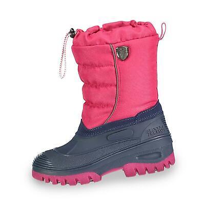 CMP Kinder Mädchen Hanki Winterboots Winterstiefel Schlupfschuhe Schuhe pink