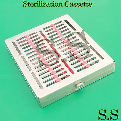 Sterilization Cassette For Dental Elevators Extracting Forceps Big Par St-003