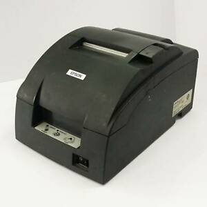 USED Epson TM-U220PB POS M188PB Impact Dot Matrix USB ONLY Printer Box Hill South Whitehorse Area Preview