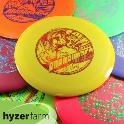 Innova BARSBY GRAPHIC STAR ROADRUNNER *choose weight/color* Hyzer Farm disc golf