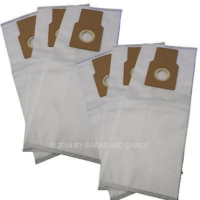 6 Kenmore Vacuum Cleaner Bags Cloth Type U O 50688 50690 5068 DVC Allergen ()