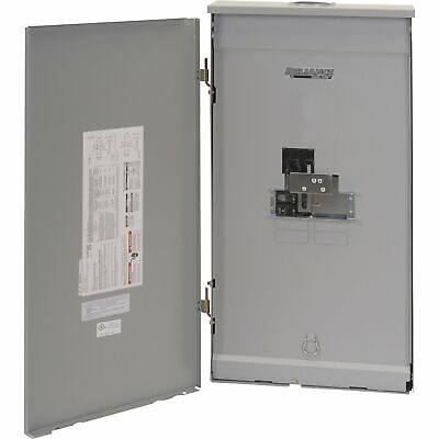 Reliance Whole House Hardwire Transfer Switch - 200 Amps Model Twb2006dr