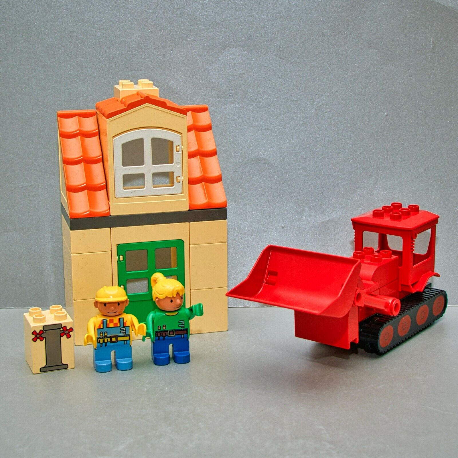 Lego Duplo Bob der Baumeister und Wendy