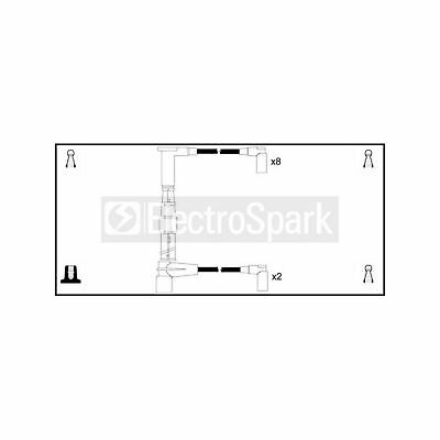 Genuine ElectroSpark Ignition Cable Kit - OEK932