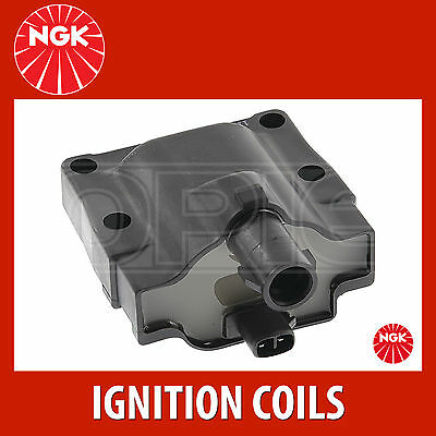 NGK Ignition Coil - U1018 (NGK48105) Distributor Coil - Single