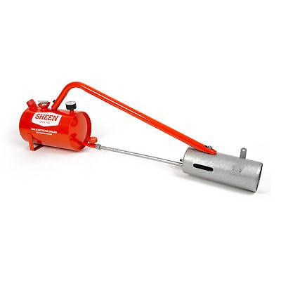 Sheen X300 Flame Gun Weed Plant Killer Organic Control Uses Paraffin Or Kerosene