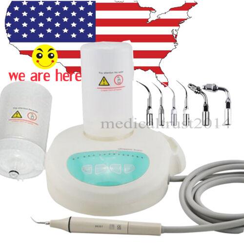 Portable Dental Ultrasonic Piezo Scaler Cavitron Handpiece Water Bottle for EMS