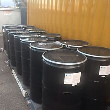 205L Drums with lids (144 Gallon) Welshpool Canning Area Preview