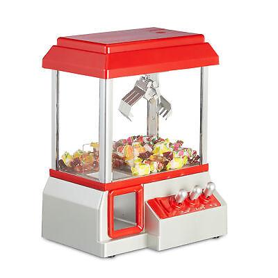 Candy Grabber Süßigkeitenautomat, Greifautomat Münzeinwurf, Spielautomat Süßes