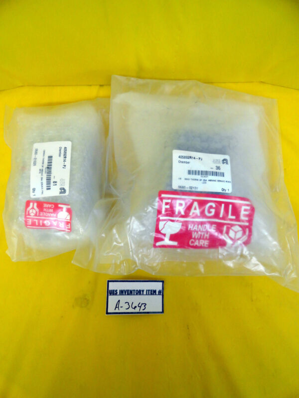 AMAT Applied Materials 0680-01826 Circuit Breaker 0680-02131 Lot of 2 New