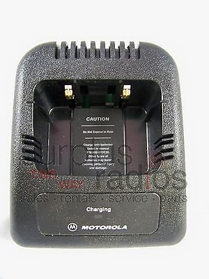 Motorola Oem Standard Charger Tray No Ac For Jedi Radio Ht1000 Mtx8000 Mts2000