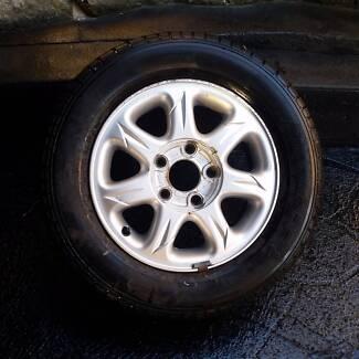 Commodore Wheel