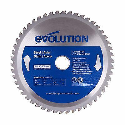 Evolution 8-14 Mild Steel Blade 8-14bladest