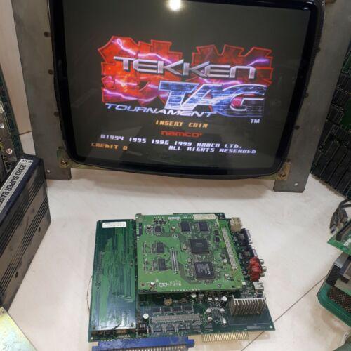 TEKKEN TAG TOURNAMENT  Arcade Game JAMMA PCB Japan NAMCO