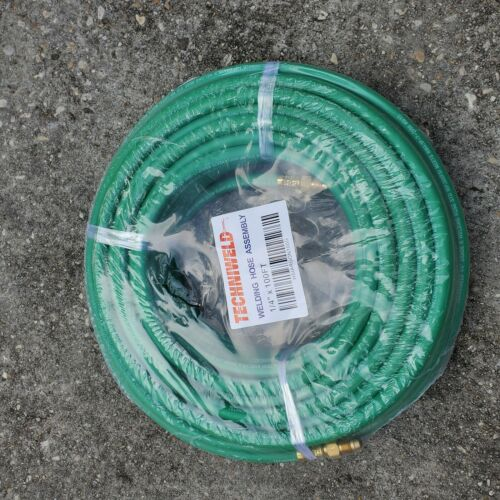 "Argon hose 1/4 "", 100 foot, Techniweld   FREE SHIPPING"