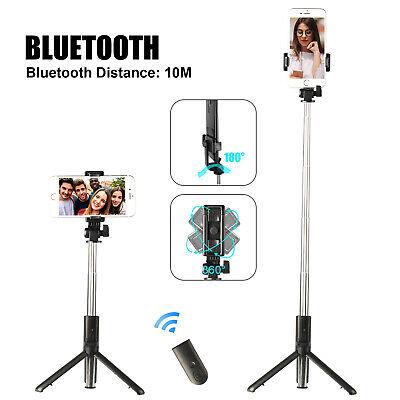 wireless selfie stick tripod cell phone holder