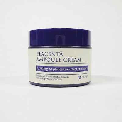 [Mizon]Placenta+Ampoule+Cream+50ml+Whitening+Wrinkle-care  FREE TRACKING CODE