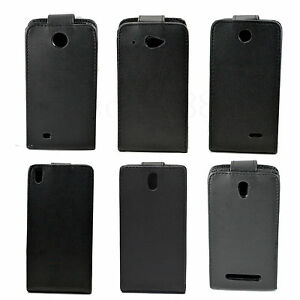 Smart Mobile Phone Flip Leather Case Accessory Cover ...