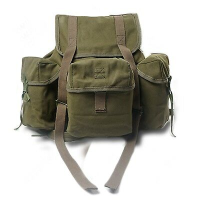 Repro Vietnam War US Army Military Field Backpack Pack Bag Canvas