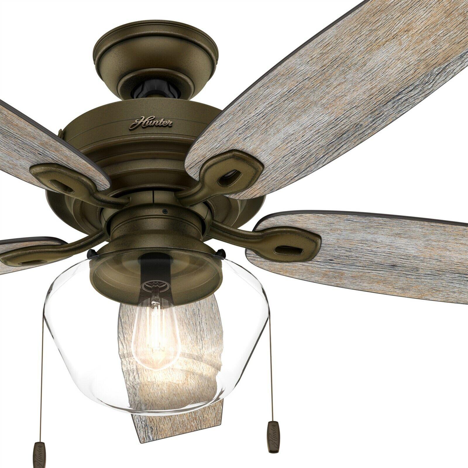 Regal Bronze Outdoor Ceiling Fan
