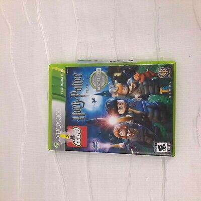 LEGO Harry Potter: Years 1-4 (Microsoft Xbox 360, 2010) Complete game