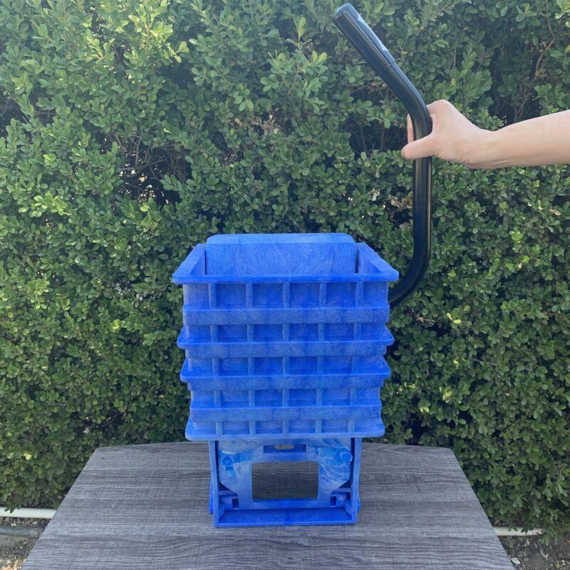 Mop Wringler Blue Side Press