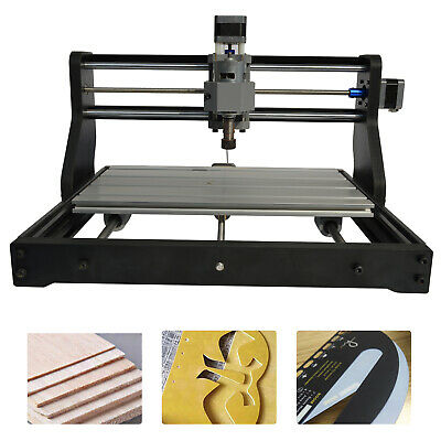 Cnc 3018-pro Router Er11 Kit Carving Milling Engraving Machine Diy Wood Metal Ce