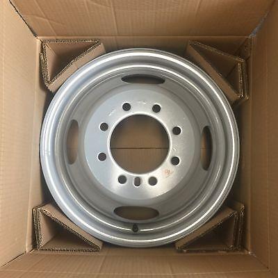"""NEW 16""""X6"""" FORD F350 DAULLY 1985-1997 DRW OEM Quality Steel Wheel Rim 8 Lug 3037"""