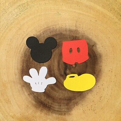 Baby Shower Table Confetti (Mickey Mouse Confetti Birthday Party Baby Shower Table Top)