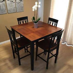 Dining Room Set With Coffee Table End