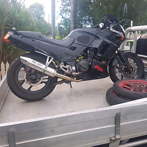 Wrecking kawasaki gpx 250s Edgeworth Lake Macquarie Area Preview