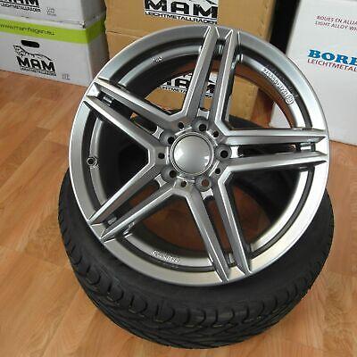 17 Zoll Alufelgen M10 Mercedes GLE W166 M W164 166 R W251 V W447 Viano W639 Vito