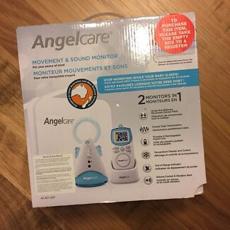 Angelcare movement and sound monitor - NEW