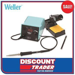 Weller Digital Temperature Controlled Soldering Station **DT SALE** - WESD51DAU