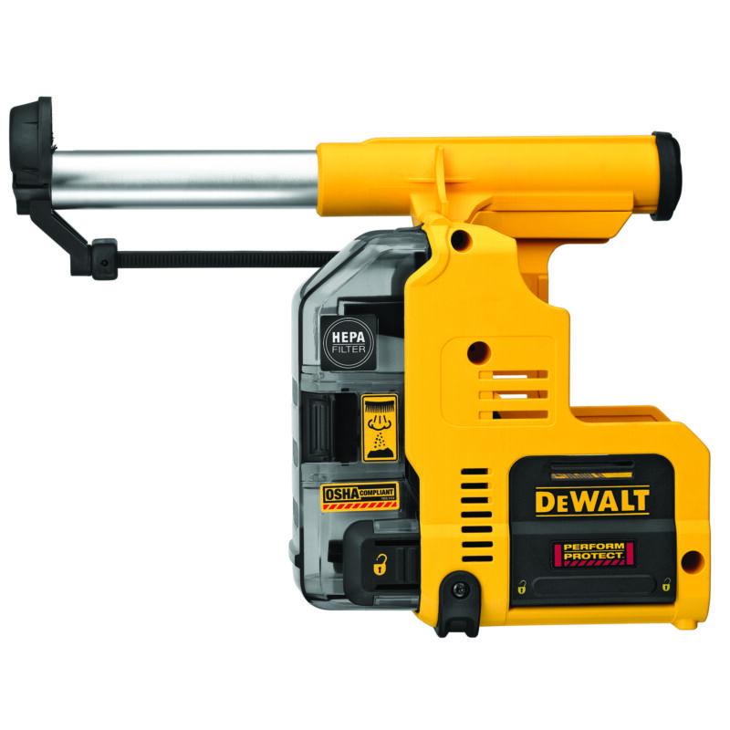 DeWalt DWH303DH Table 1 Compliant SDS Plus Dust Extractor for DCH273