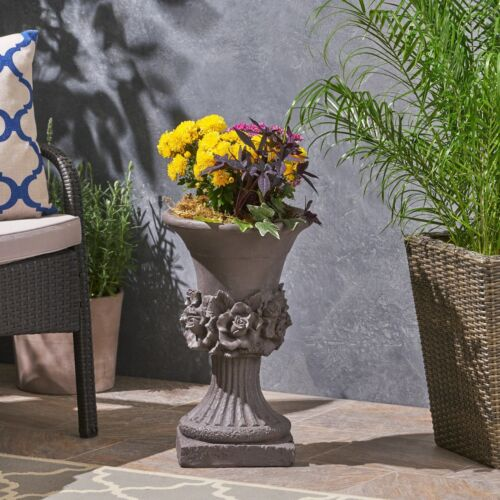 michaelia chalice garden urn planter roman botanical