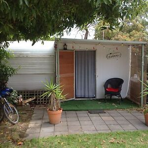 1950's Retro  Bubble caravan and annex for sale Rosebud Mornington Peninsula Preview