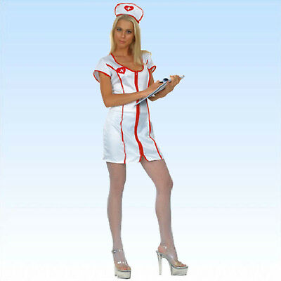 Kostüm sexy Krankenschwester Gr. 38/40 Nurse Schwester Arzt Oberschwester