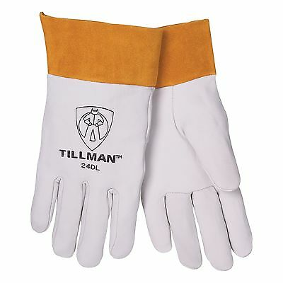 Tillman 24d Small Premium Kidskin Tig Welding Gloves 24ds