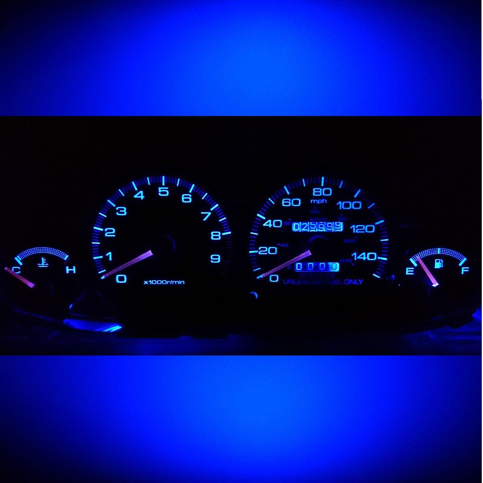 2003-06 ESCALADE SPEEDOMETER 10 BLUE LED UPGRADE KIT