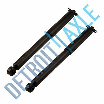 New Pair (2) Rear Driver and Passenger Shock Absorber Set GMC Chevrolet Trucks
