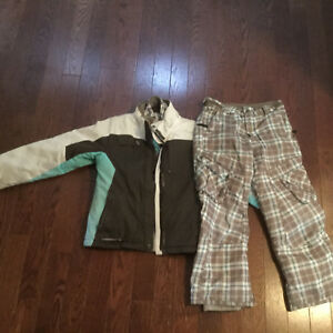 Snowboarding Jacket/pants
