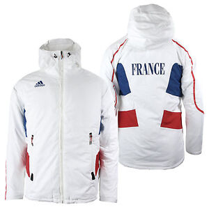adidas damen coach ski jacke jacket gore tex winter france. Black Bedroom Furniture Sets. Home Design Ideas